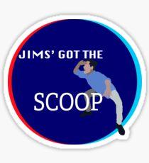 The Jims Sticker