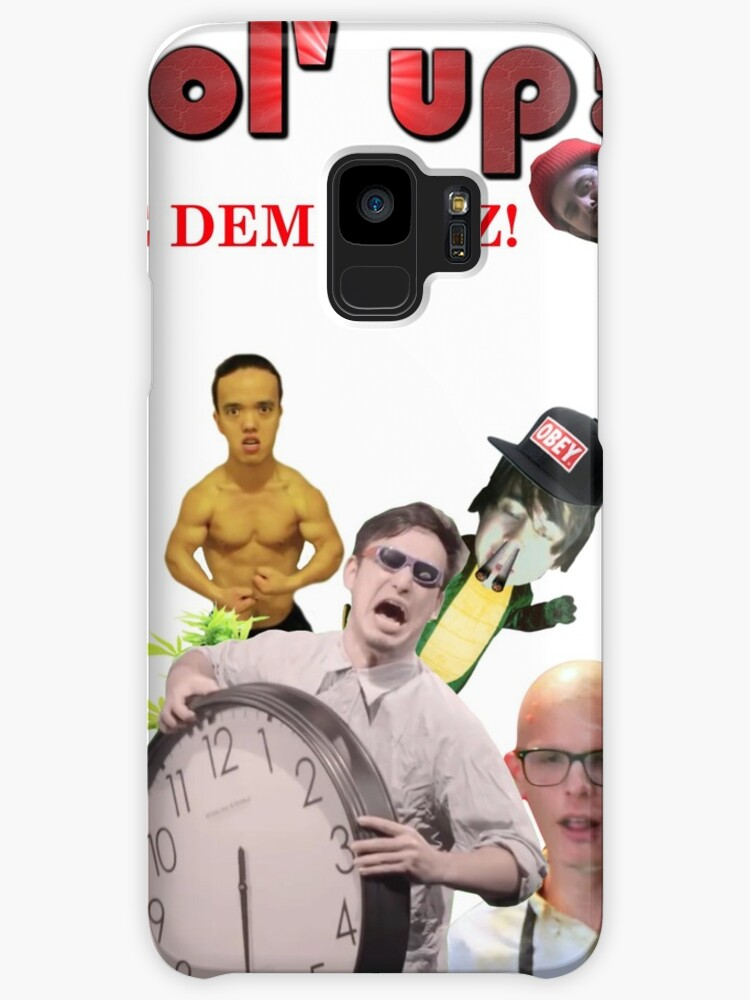 filthy frank, idubbbz, maxmoefoe, we dem boiz shirt by Jack O TV