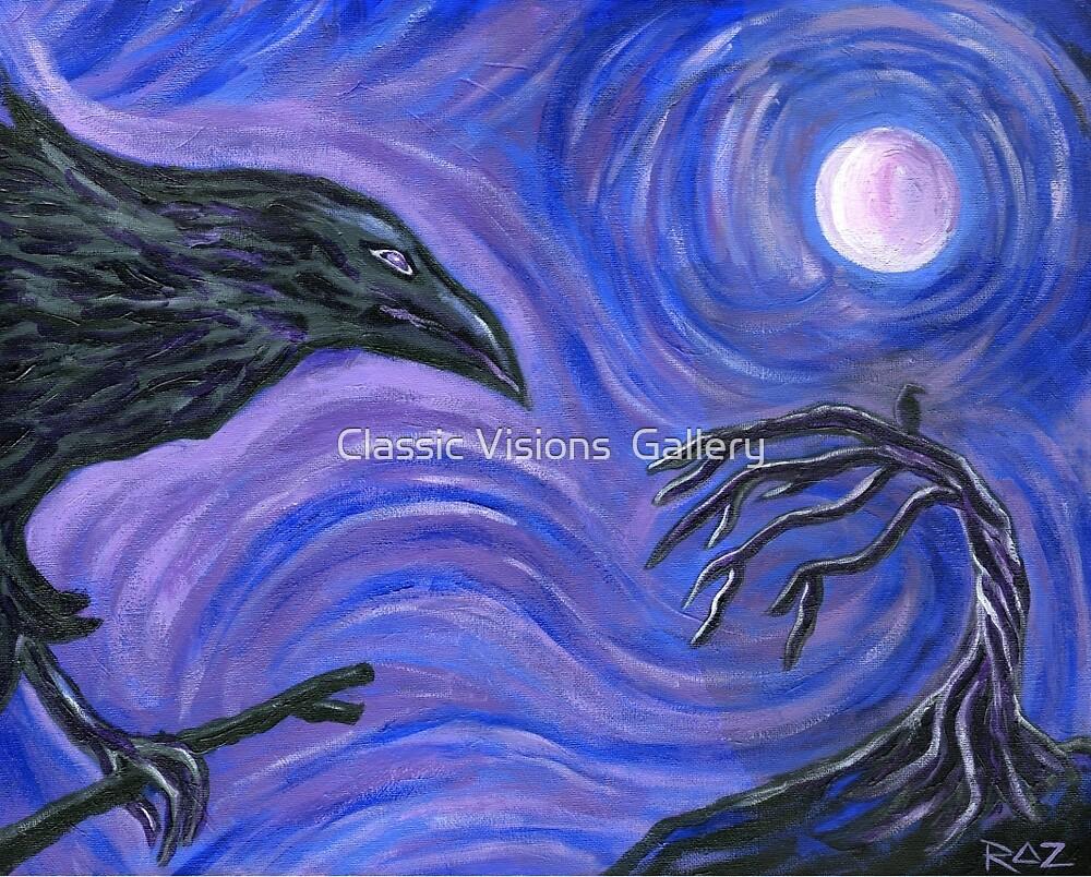 The Raven by Roz Abellera
