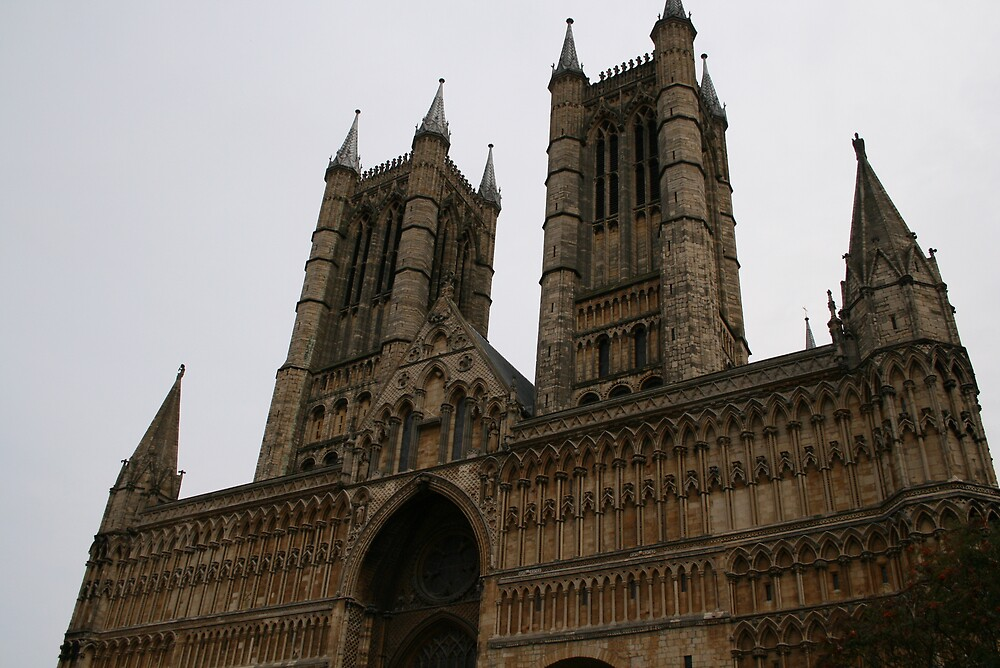 lincoln cathedral by lee0113