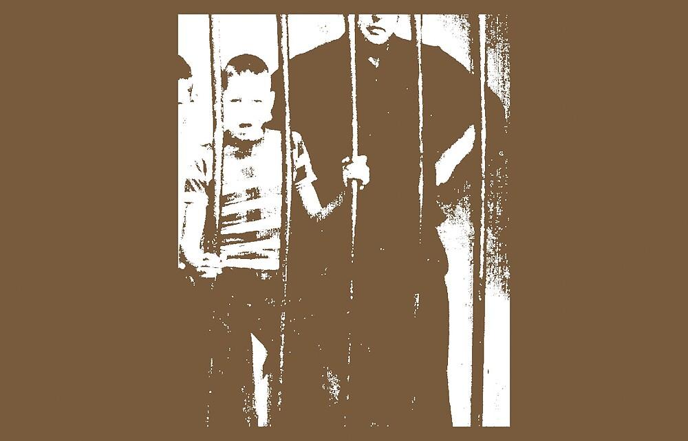 Kids Behind Bars by Marie Monroe