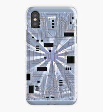 Hi-Tech Twin iPhone Case/Skin