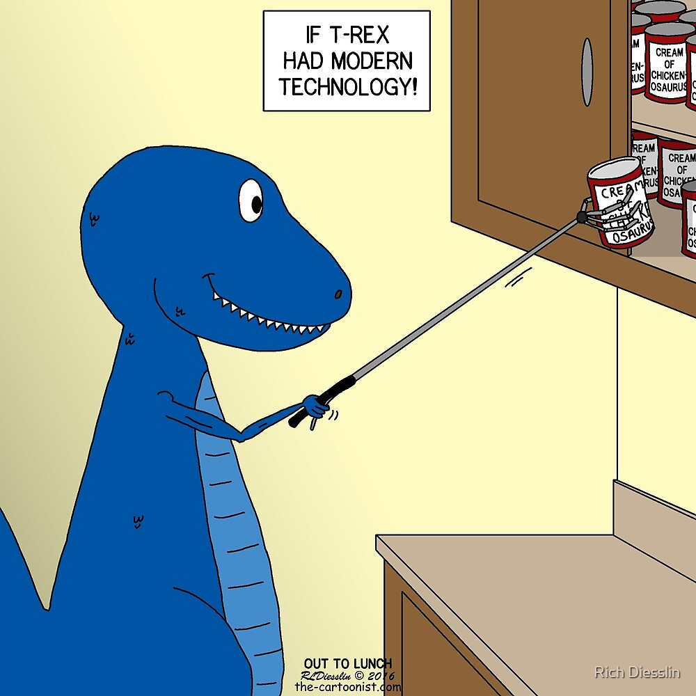T-Rex Tools by Rich Diesslin