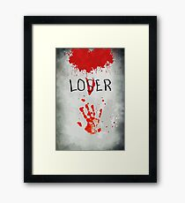Loser from IT (Movie) Framed Print