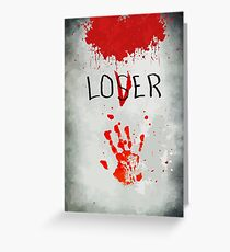 Loser from IT (Movie) Greeting Card