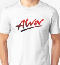 Alva Skate_Red Enhanced Unisex T-Shirt