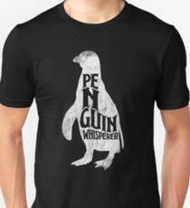 Penguin Whisperer Funny Design Love Antarctica T-Shirt