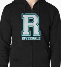 R- Riverdale Zipped Hoodie