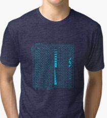 Character Set - Dark Tee Tri-blend T-Shirt