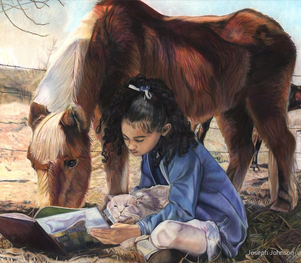 Pony Tales by Joseph Johnson