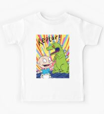 Tommy and Reptar Sketch Kids Tee