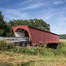 Hogback Covered Bridge by CarolM