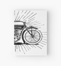 Ready To Roost Hardcover Journal
