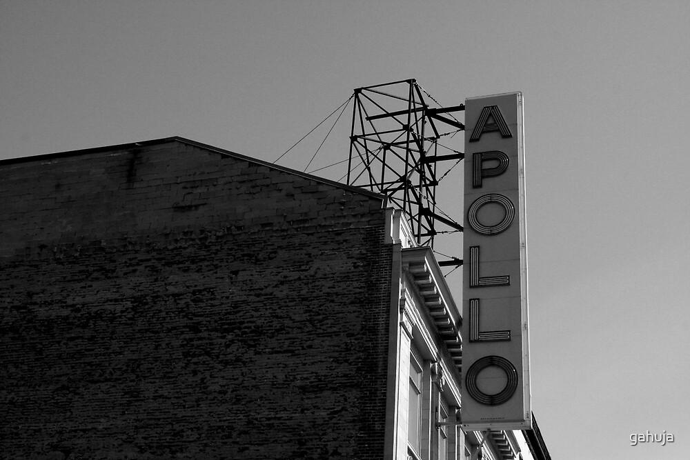Apollo by gahuja