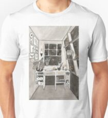 Working Place Unisex T-Shirt