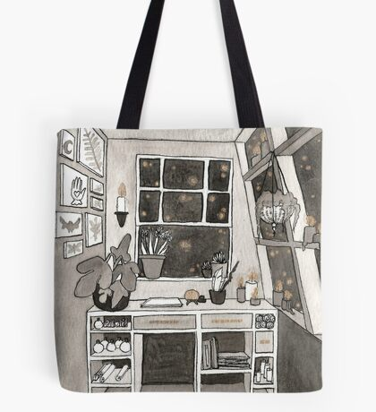 Working Place Tote bag