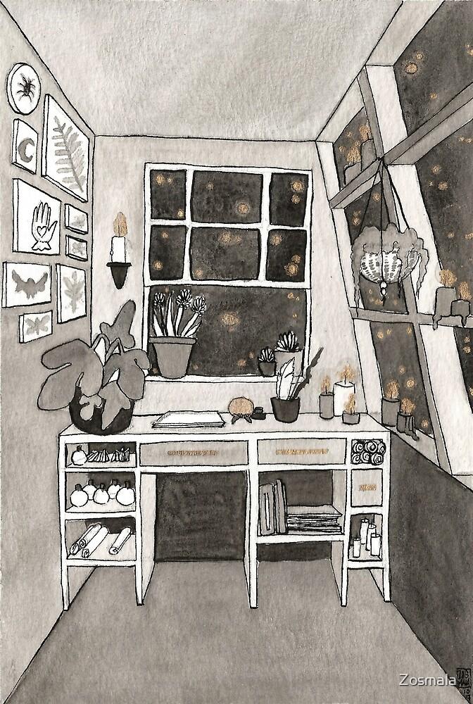 « Working Place » par Zosmala