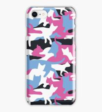 Kitty catMO, Keep your stuff hidden in plain sight! iPhone Case/Skin