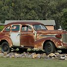 Wondai,Queensland,Australia 2016-Old Oldsmobile by muz2142