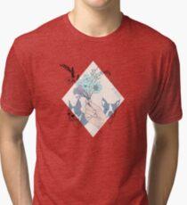 Don't Get Attached Tri-blend T-Shirt
