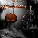 Happy Halloween by Annika Strömgren