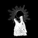 Hati Chasing the Moon by Rachelle Skinner