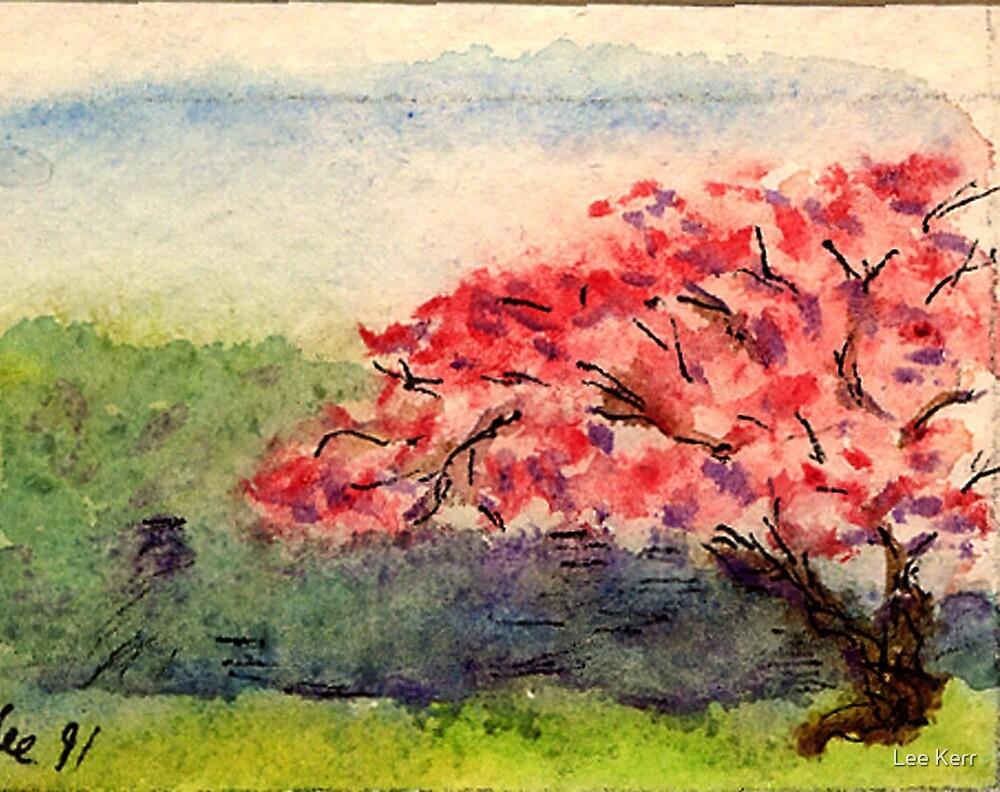 Cherry Tree by Lee Kerr