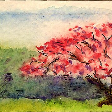 Cherry Tree by leekier
