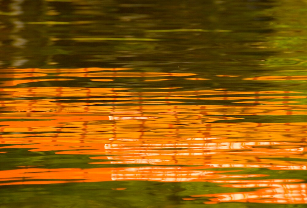 Man Made Reflections by marymccabe