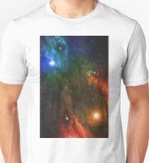 Universe Starscape Background T-Shirt