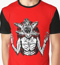 Demogorgon / Stranger Things Graphic T-Shirt