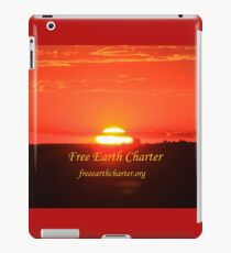 Suspenseful Sunrise iPad Case/Skin