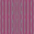 Grey Magenta Narrow Stripe Pattern by clipsocallipso