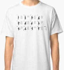 Monty Python   Silly walks   Cult tv Best of British  Classic T-Shirt