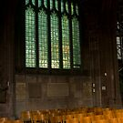 Manchester Cathedral  by Cvail73