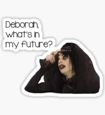 Katya Deborah what's in my future? Sticker