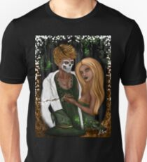 Halloween in Florida Love Fantasy Art T-Shirt