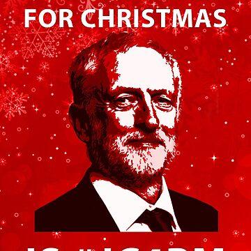 #CJ4PM Christmas Card by west12345