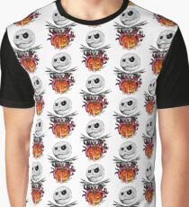 Jack Skellington The Nightmare Before Christmas Graphic T-Shirt