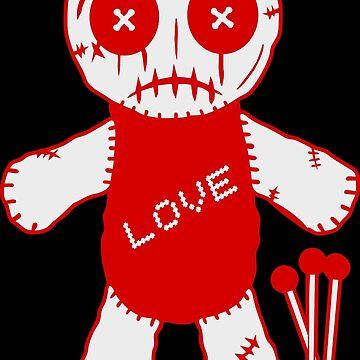 Voodoo doll; Voodoo doll by Kreativista