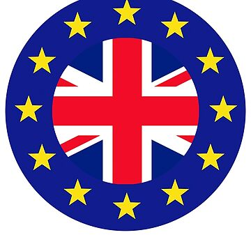EU / UK Remain in Europe Design by west12345