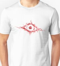 Beauty is in the EYE of the beholder (red) T-Shirt