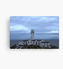Fanad Head Lighthouse Co. Donegal Ireland Canvas Print