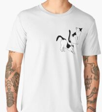 Cats Men's Premium T-Shirt