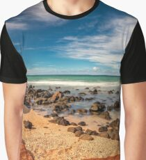 Maui Red Dirt at Baby Beach Graphic T-Shirt