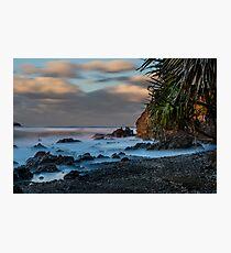 Serenity Bay - Emerald Beach Photographic Print