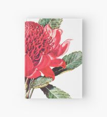 Going Red Hardcover Journal