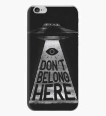 Because I'm a Creep iPhone Case