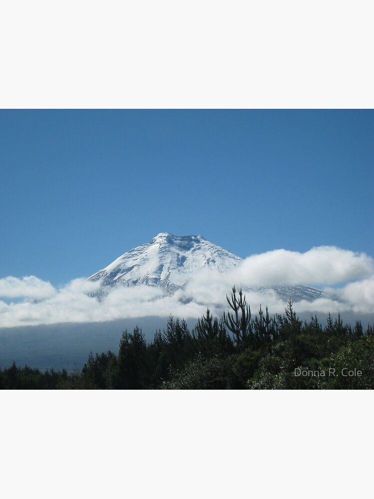 Cotopaxi by alwaysdrc
