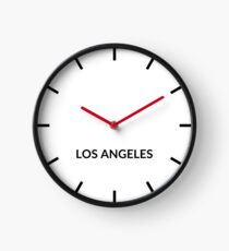 Los Angeles, United States Clock